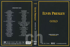 Elvis Presley - Gold Greatest Hits  DVD NEW