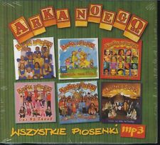 ARKA NOEGO [MP3] 70 utworów 6 płyt na 1 dysku [CD] NEW