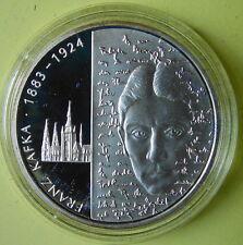 10 Euro Münze 2008 -125. Geburtstag Franz Kafka  - Silber PP