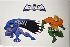 Batman Brave & The Bold Print Dc - Batman & Aquaman