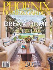 Phoenix Home & Garden November 2015 -- Dream Homes, 20 Holiday Hostess Gifts