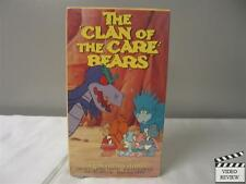 Care Bears - The Clan of the Care Bears VHS incl 4 prehistoric themed cartoons