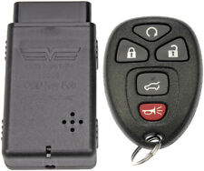 Keyless Entry Remote Key Fob Black Dorman 99154