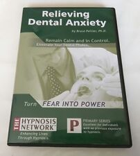 Relieving Dental Anxiety by Bruce Peltier, Ph.D. (Audio CD) **VERY RARE**