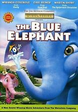The Blue Elephant DVD - Miranda Cosgrove - Carl Reiner - Martin Short
