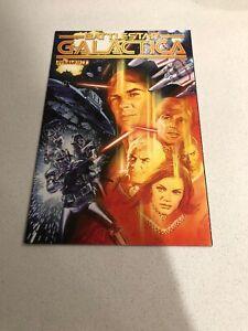BATTLESTAR GALACTICA #1 DYNAMITE  COMICS