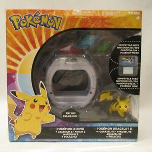 Pokemon Z-Power Ring Brand New Pikachu
