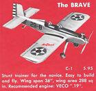 Veco Plans: The Brave