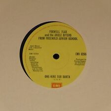 "FOGWELL FLAX AND THE ANKLE BITERS 'ONE-NINE FOR SANTA' UK 7"" SINGLE"