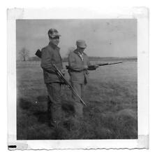 Pheasant Hunting Scene or White Men Clinging To Their Guns & Religion Photo 50s