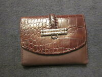 Brighton Wallet Coin Purse Brown