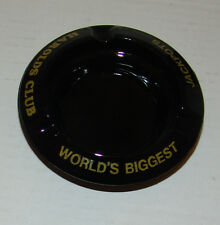 Vintage Harolds Club Worlds Biggest Jackpot Ashtray - AWESOME Condition