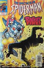 Lot of 3 Spectacular Spider Man Rabbit Fire Marvel Comics 256 Apr 1998      1107