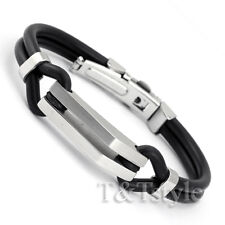 TRENDY T&T Stainless Steel Bangle BR20