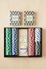 Texas Hold'em Poker Set, Ridley's Games Room, Brand New, Sealed Box