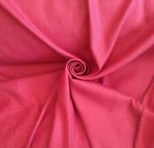 53 Metres Cerise Pink & Lilac Basket Weave Tweed Curtain & Upholstery Fabric