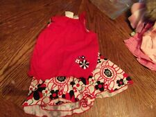 #Infant Girl Miniwear Skirt Set 0-3 Months Nwt