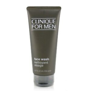 Clinique Men Face Wash (For Normal to Dry Skin) 200ml Men's Skin Care