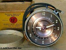 Kaiser-Fraser Electric Clock Deluxe_Fraser_Manhattan_Special 1950-1949? NOS
