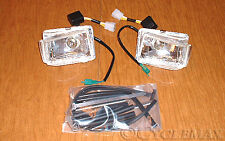 GOLDWING GL1500 Clear Cornering Lights (15673-221B) MADE BY ADD ON