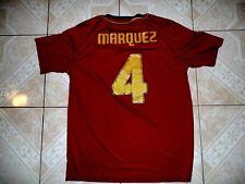 FCB Marquez # 4 Soccer Shirt Jersey Adult XL