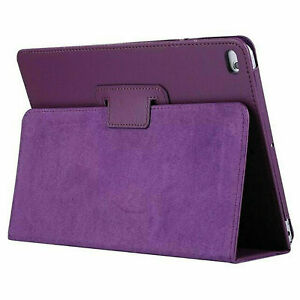 Flip Folio Case For Apple iPad Air1 Air 2, Pro 9.7, 5th/6th Gen PU Leather Cover