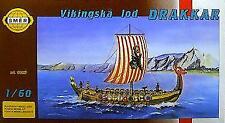 Smer 1/60 Drakkar Viking Ship # 0902