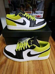 Nike Air Jordan 1 Low Cyber Green Size 11 CK3022-003