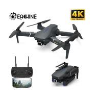 Drone Eachine E520 WIFI FPV RC Drone Quadrirotor Vidéo 4K 1080P HD Grand Angle G
