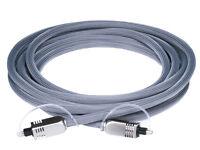 10 ft Premium Toslink Optical Audio Cable Digital Optic Fiber Optics Blu-Ray 10'