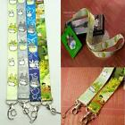 1pcs Neck Lanyard ID Badge Key Holder Various Cartoon Designs Multi Selection