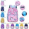 Lovely Kids Backpack Unicorn Girls School Nursery Bag Rucksack Hot Sale UK aKjrw