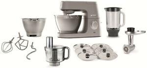 Kenwood KVC5401S Chef Elite Zubehörpaket Küchenmaschine - Silber