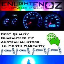 Blue LED Dash Gauge Light Kit - Suit Mitsubishi Pajero NP 2002-2006