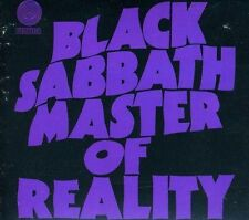BLACK SABBATH MASTER OF REALITY REMASTERED DIGIPAK 2 CD NEW