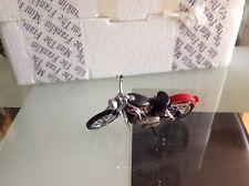 Franklin Mint 1:24 Diecast 1957 Harley Davidson XL Sportster Motorcycle