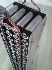 Lithium Ionen 18650  4,2V mindestens 160Ah 670Wh   80p Modul