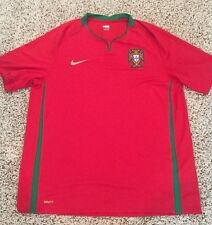 Soccer Jersey Portugal Nike Size X-large!!