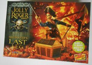 Freebooters Last Leg Pirates of Caribbean Lindberg monster horror model kit