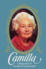 Camilla by Edward L. Kimball and Caroline E. Miner (1980, Hardcover)