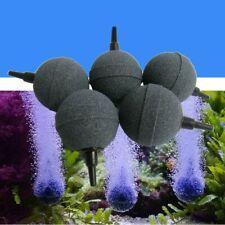 Aquarium Air Stone Oxygen Aerator Increasing Air Bubble Pond Pump Hydroponic