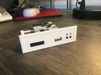 Amiga 2000/A2000 Gotek Drive OLED Display & FlashFloppy - Plug & Play