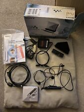 Sony Walkman MZ-N710 Minidisc Recorder -Boxed With Accessories