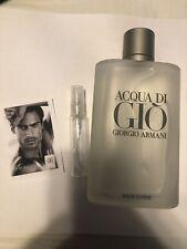 Acqua di Gio 10ml sample