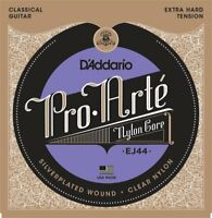 D'Addario EJ44 Pro-Arte Extra-Hard Tension Classical Guitar Strings