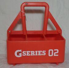 Gatorade G Series 02 WATER BOTTLE HOLDER 6-Pack Carrier Sports Squeeze Bottles