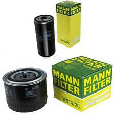 Mann-filter Set Iveco Daily III Pickup/Chassis Box/Station Wagon