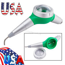 Dental Air Flow Teeth Polishing Polisher Handpiece Hygiene Prophy Jet 2 Hole 2H