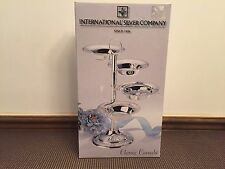 International Silver Company ~ Stair Step Server ~ NEW IN BOX