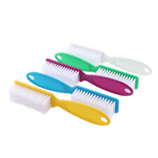 Set of 5 Nail Art Dust Cleaning Brush Manicure Pedicure Nail Washing Brush